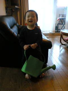 ママのお下がりのバッグなんだよ!