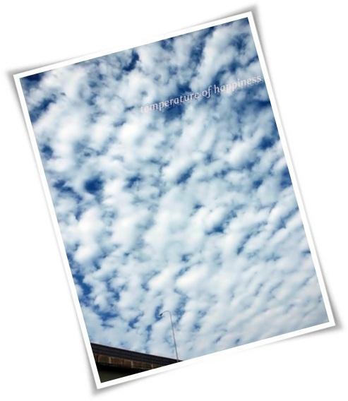 今日の空10