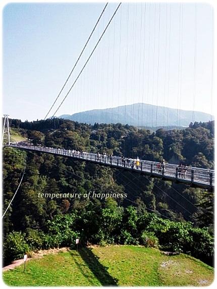 大分熊本日帰りドライブ(夢の大吊り橋)