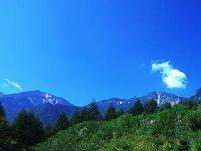 八ヶ岳全景