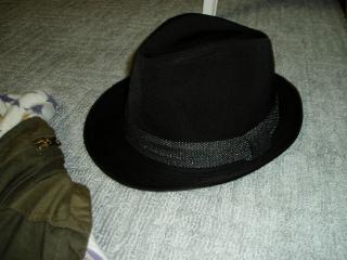 せいやコーデ帽子縮小