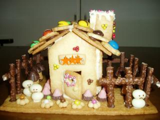 お菓子の家1縮小