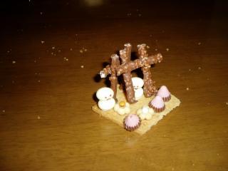 お菓子の家残骸縮小