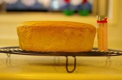 ケーキ3回目