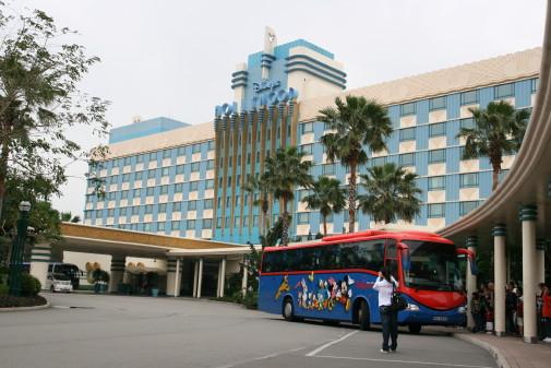 ディズニーハリウッドホテル