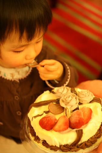 ハーゲンダッツのケーキ
