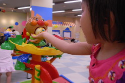 大好きアンパンマンのおもちゃも!