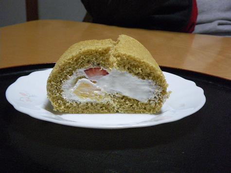 12/31みそかケーキ