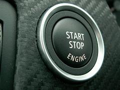 スタートストップボタン