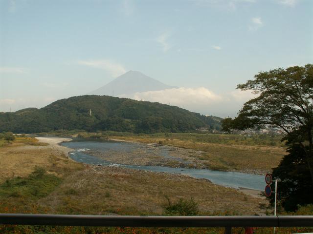 富士山(富士川楽座)