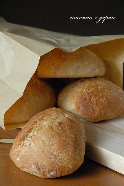 吉田牧場のリコッタを使ったパン