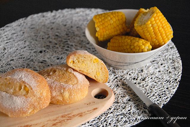 コーングリッツのハードパン