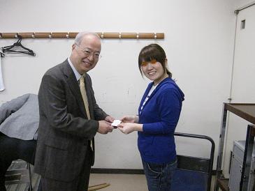 秋広先生と1111