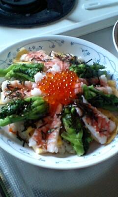 080301ちらし寿司