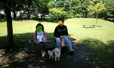 080601日高公園芝生にて一家-0001