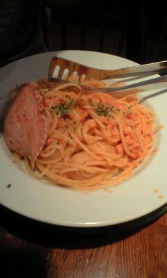 080629渡り蟹トマトクリームソース