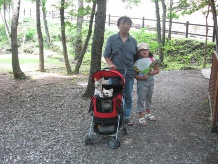 ドックフォレスト山道パパ・みー・プリ・ベリ