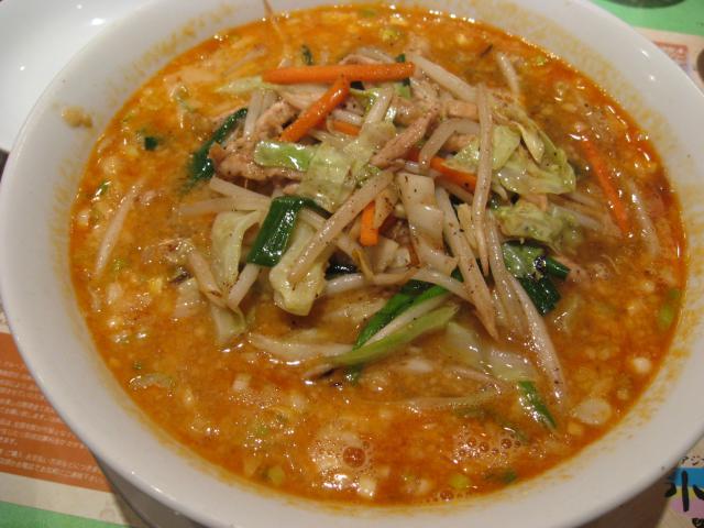 四川の華 スーパー担々麺
