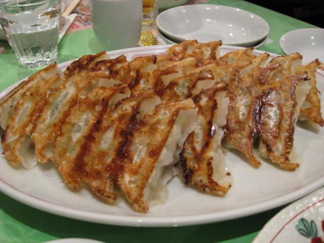 四川の華 餃子