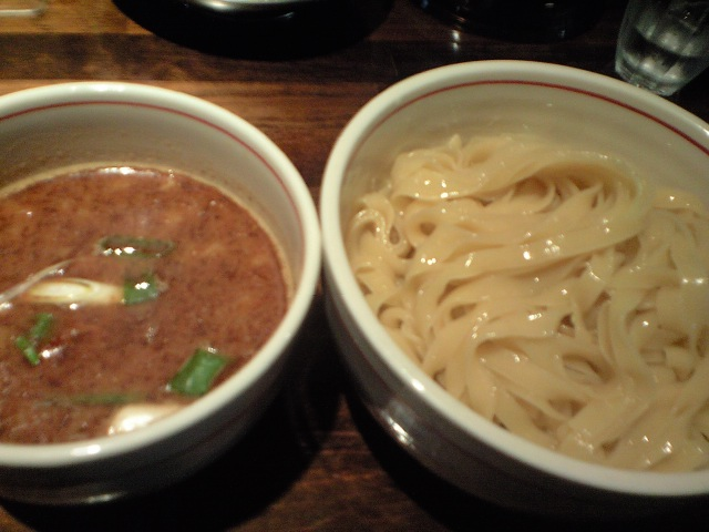 ひづき 平打つけ麺