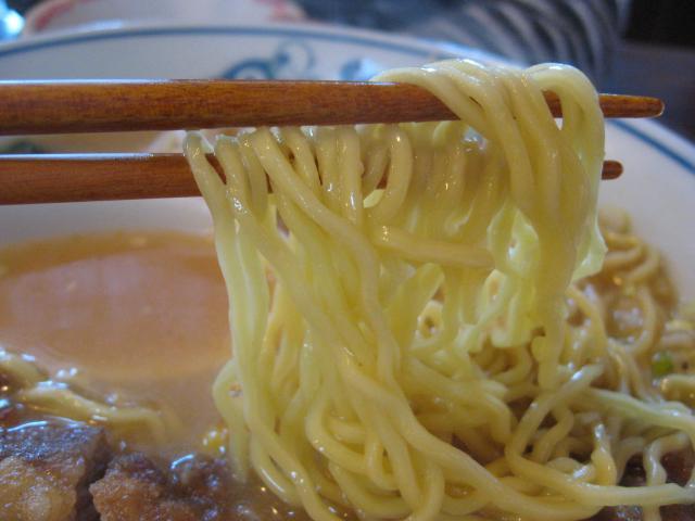 テンホウ 味噌 麺