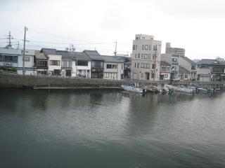 早朝の宍道湖(2)