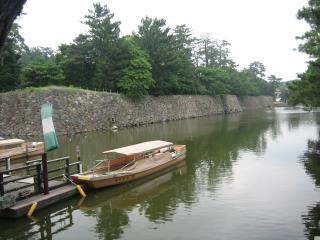 堀川めぐり遊覧船