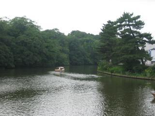 堀川めぐり遊覧船(2)