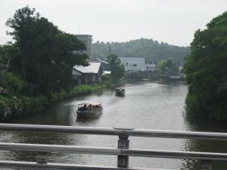 堀川めぐり遊覧船(3)