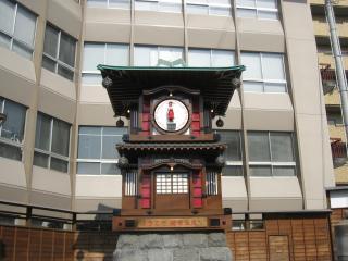 カラクリ時計(2)