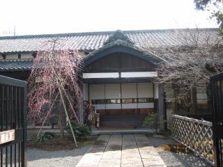 三島暦師の家