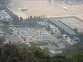 二の丸史跡庭園