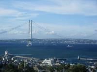 明石海峡大橋④
