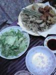 ツトム作晩御飯1