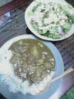 ツトム作カレーライス