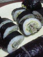 初巻き寿司