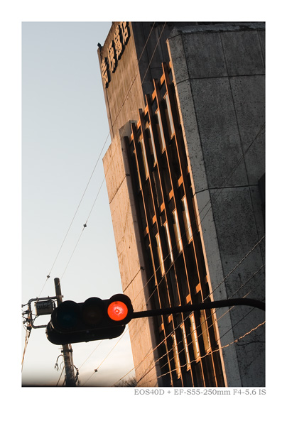 EOS40Dにてノーファインダー撮影した写真作品