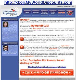 MyWorldPlus--本登録