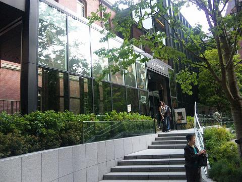 三菱一号館美術館-入口1