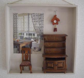 ミニュチュア家具で