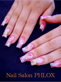 ピンク3Dバラ
