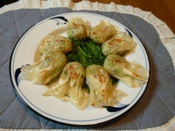 凧焼餃子 (美味しそう)