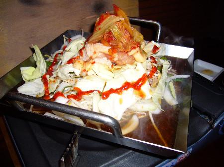 る主水(ダッカルビ地鶏鍋)