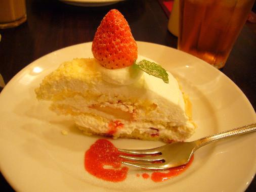 カンテ(季節のケーキ)