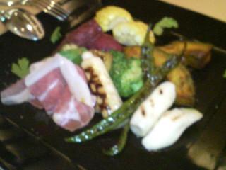 ビランチャ(前菜の盛り合わせ)