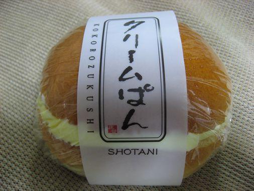 SHOTANI(クリームパン1)