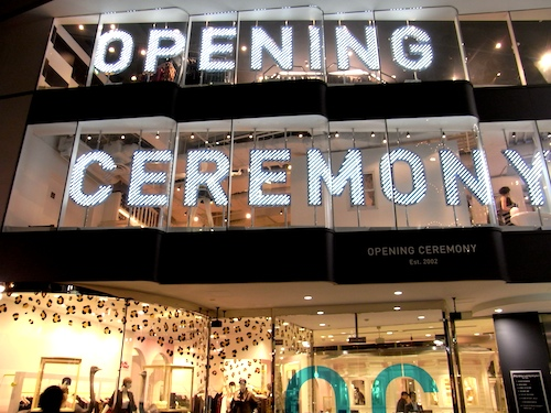 OPENING CEREMONY