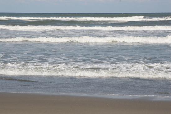 4月の海e