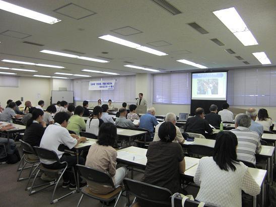 9/23堺市請願署名スタート集会