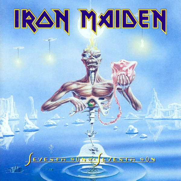 IRON MAIDEN _ Seventh Son of a Seventh Son
